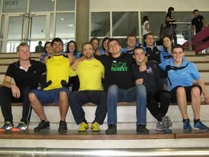 Montpellier die erste – Nieder-Olmer sammeln Punkte mit Landeskader. Und Erfahrungen für die WM 2014