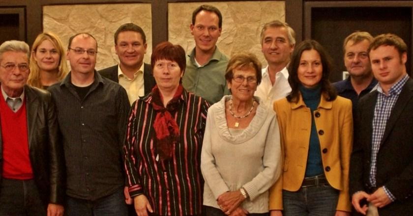 SPD Oppenheim wählt neuen Vorstand
