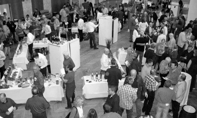 Guntersblumer Forum Vinum am 13.10.2013