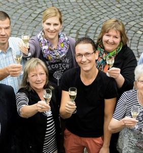 Außerordentliche Mitgliederversammlung des Verkehrsverein Nierstein am Rhein e. V.