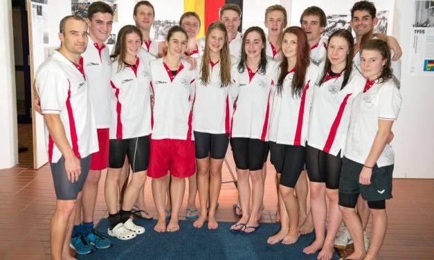 Sieben Sportler aus Nieder-Olm/Wörrstadt im Team: Landeskader holt siebten Platz beim internationalen Deutschlandpokal