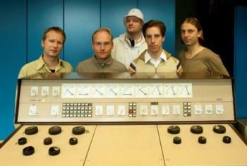 10.01.2014: Jazzinitiative Bingen: MOTEK – drum'n'jazz'n'bass'n'more – NuJazz aus der Schweiz.