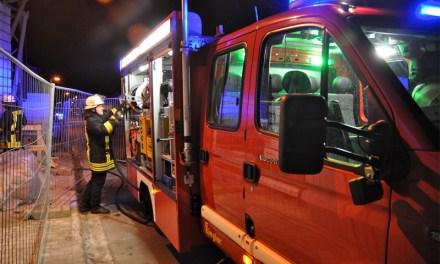 Wohnungsbrand in Ingelheim – eine junge Frau wird schwer verletzt