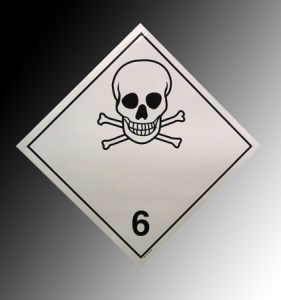 Giftköder in Mommenheim auf dem Radweg in Richtung Zornheim