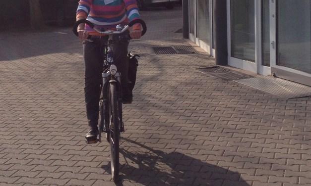 Projekt: Freizeitaktivitäten für Senioren veranstaltet Rad-Tour