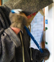 Bodenheim: Küchengeräte und Fernseher aus Neubau gestohlen