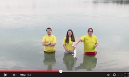 Cold Water Challenge 2014 – ein Phänomen rauscht durch Rheinhessen
