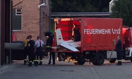 Flugzeugabsturz bei Oppenheim – Pilot überlebt schwer verletzt