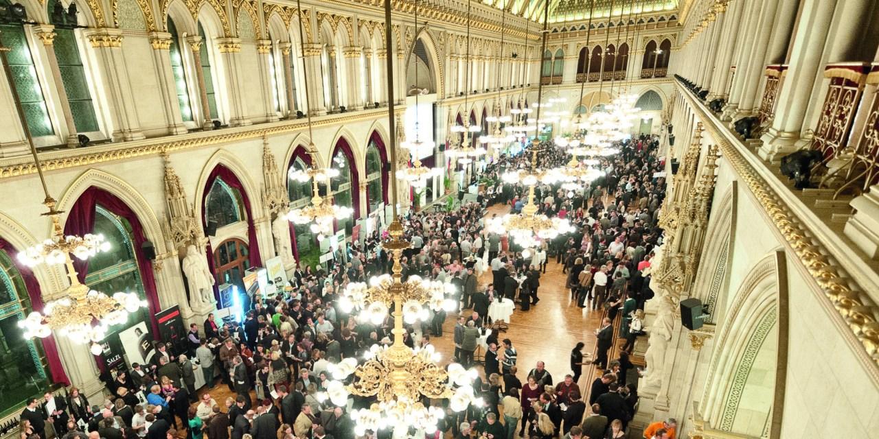 Guntersblumer Weingüter in Wien mit AWC VIENNA Throphies international ausgezeichnet