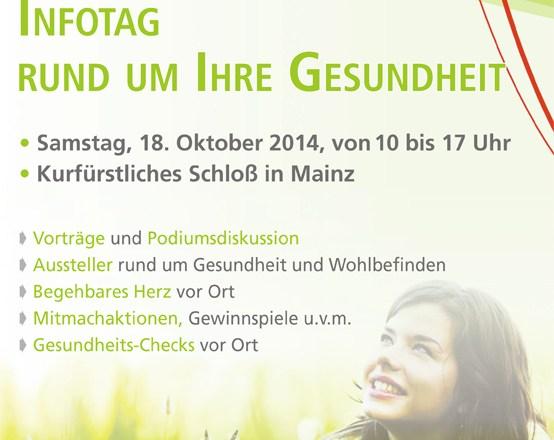 Gesundheitstag Mainz – Viele wertvolle Tipps, um wirklich fit zu bleiben
