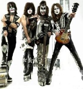 Kiss Forever Band rockt am 7. November Dexheim