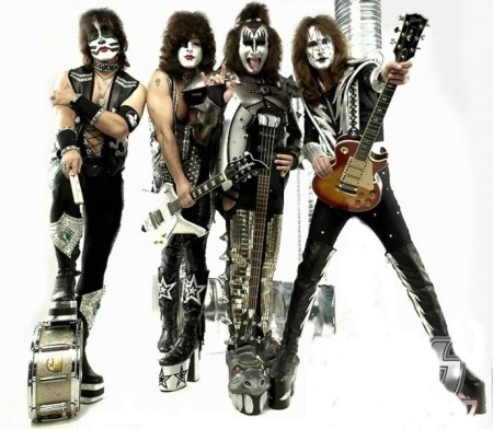 Kiss Forever Band rockt am 7. November Dexheim