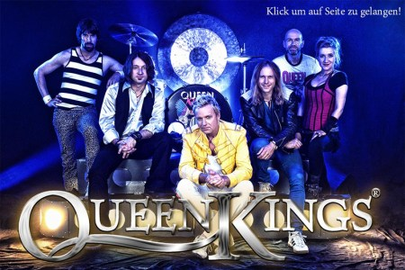 The Queen Kings (Bild: www.queenkings.de)