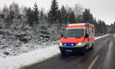 Silvesterbilanz Rettungsdienst: Viele Einsätze für DRK & Co