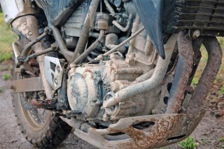 Auf dem Motorrad eingeschlafen. (Symbolbild: stock:xchng)