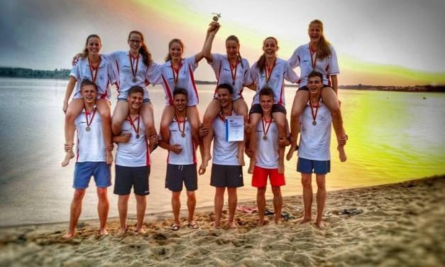 Rheinland-Pfälzer Junioren-Rettungssportler so gut wie nie