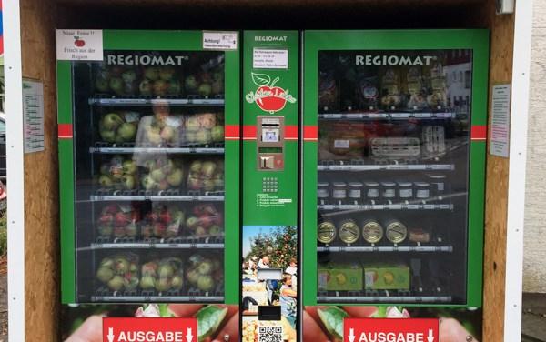 """Der """"Regiomat"""" – eine tolle Idee"""