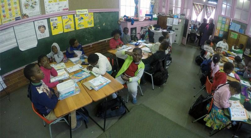 Von Albig nach Südafrika – Junger Rheinhesse hilft vor Ort