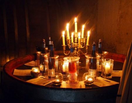 Tage der offenen Weinkeller in Nierstein.