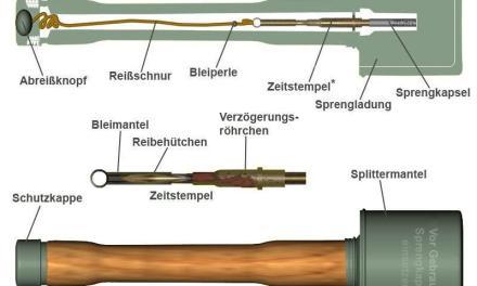 Granate im Rhein gefunden: Der Fluss enthüllt mit Niedrigwasser gefährliche Altlasten