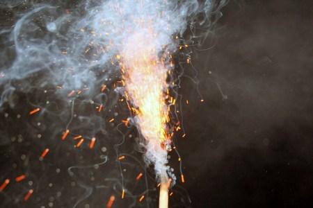 Illegales Feuerwerk ist sehr gefährlich. (Symbolbild: stock:xchng)