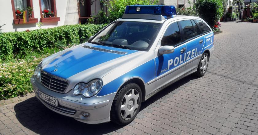 Schwerer Raub in Mainz