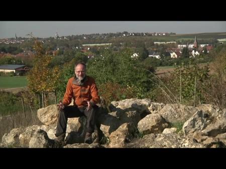 Umweltjournalist Werner Eckert aus Klein-Winternheim.