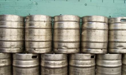 Na das wird eine Party – Diebe klauen 36 Fässer Bier