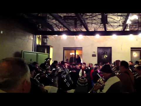 Video vom Weihnachtsblasen 2010 in Nierstein