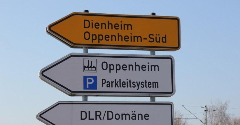 Sperrung Oppenheim-Süd wegen Kreisverkehrsbau