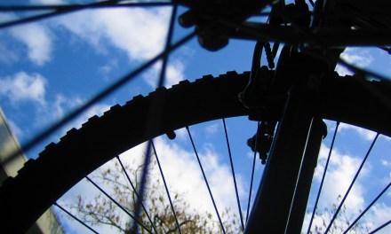 Glück im Unglück und ein glückloser Fahrraddieb