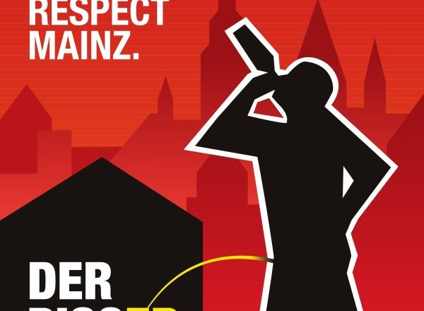 Mainz pisst zurück