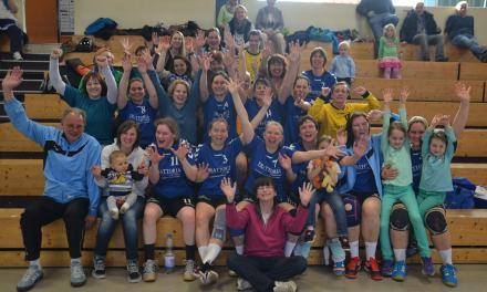 HC Gonsenheims Dritte Damen sind Meister der A-Klasse
