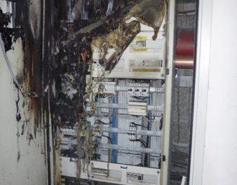 Elektrobrand im Hauptbahnhof – Fluchttunnel und Keller verraucht