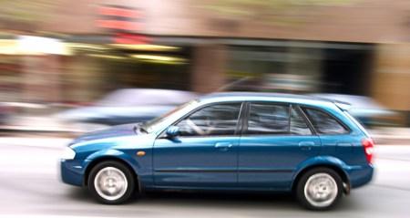 Unfälle mit Personenschaden sind meist auf überhöhte oder nicht angepasste Geschwindigkeit zurückzuführen. (Symbolbild: stock:xchng)