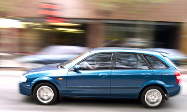 Verkehrsunfall mit verletzter Person in Weinolsheim