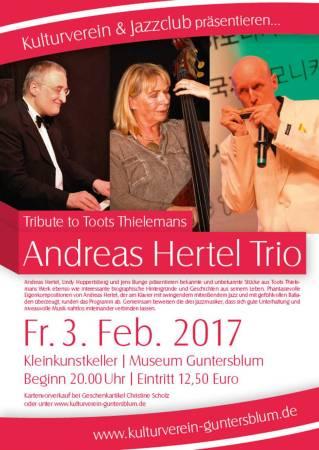 Jazz in Guntersblum im Kulturkeller.