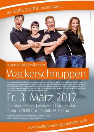 Improvisationstheater Wackerschnuppen