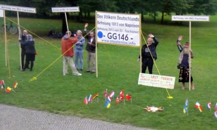 """Verfassungsschutz zeigt neues Lagebild mit breitem Spektrum bei """"Reichsbürgern"""""""
