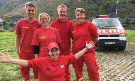 DLRG Oppenheim hat vier neue Bootsführer