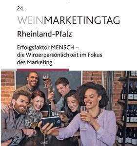 24. WeinMarketingtag Rheinland-Pfalz am DLR in Oppenheim