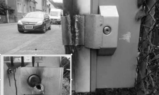 Zigarettenautomat aufgeschweißt – Wer hat etwas bemerkt?