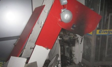 Geldautomat in Flonheim gesprengt – Polizei sucht Zeugen