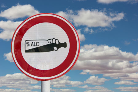 Auch auf dem Fahrrad ist Alkohol kein guter Begleiter. (Symbolfoto)