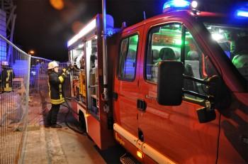 Brandstiftung in Dorn-Dürkheim?