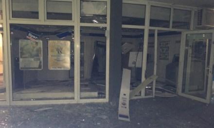 Oppenheim: Geldautomat im Erdgeschoss der VG-Verwaltung gesprengt