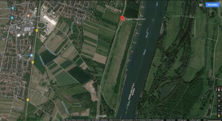 Verkehrsrowdys auf dem Segelflugplatz Oppenheim