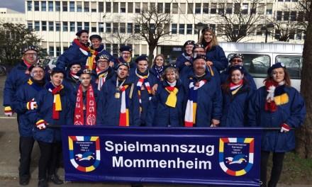 Trommelwirbel in Mommenheim