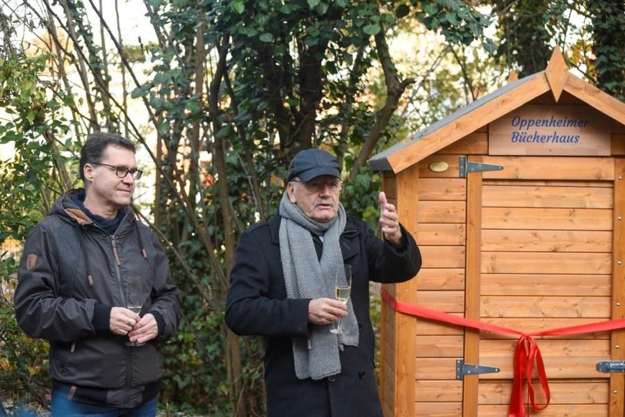 WfO weiht Bücherhaus in Oppenheim ein 9