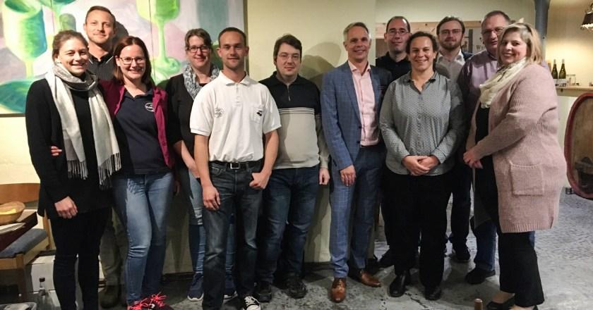 DLRG Rheinhessen wählt neuen Vorstand